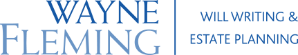 Wayne Fleming Will Writing and Estate Planning Logo, Norfolk